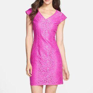 Lilly Pulitzer Selassie Metallic Lace Dress